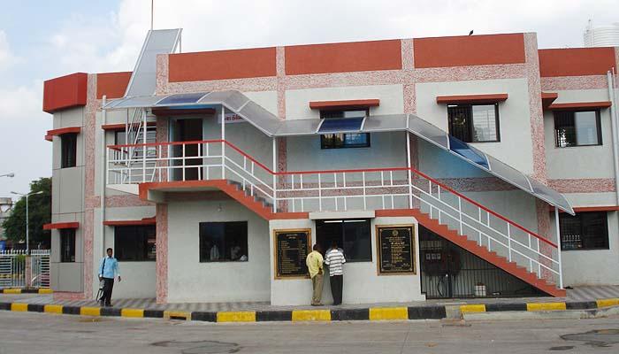 AMTS Vadaj Bus Terminal, Ahmedabad (6)