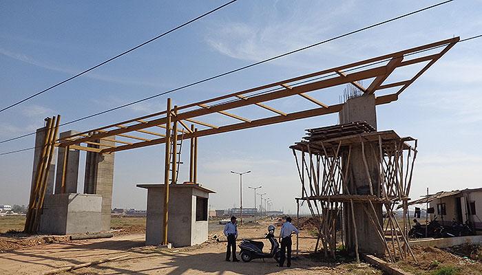 Akhar industrial Park, Changodar (2)