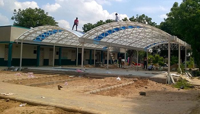 Amja - Jamla - Rupal - SOS School (8)