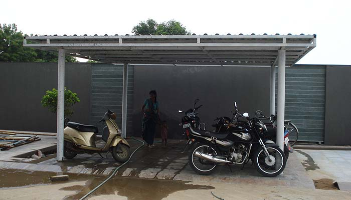 Gala Swing Parking, Ahmedabad